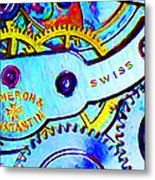 Time In Abstract 20130605 Long Metal Print