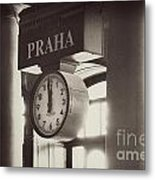 Time In History Metal Print