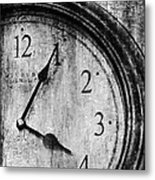 Time Metal Print by Sheena Pike
