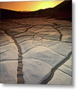 Timeless Death Valley Metal Print