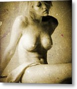 Timeless Form Of Beauty Metal Print