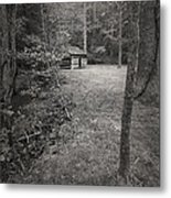 Timeless In The Cove Metal Print by Jon Glaser
