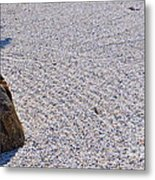 Timeless Zen Metal Print by Joy Hardee
