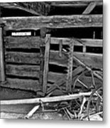 Times Gone By One Metal Print