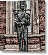 Tin Soldier - Human League On Broad Street Metal Print