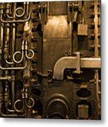 Tinkering Metal Print