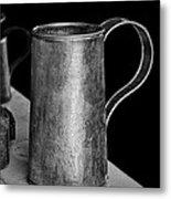 Tinsmith's Refreshment Metal Print