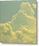 Tinted Cloud Metal Print by Kiros Berhane