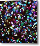 Tiny Bubbles Metal Print