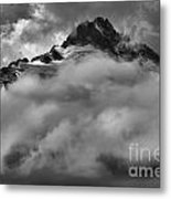 Tips Of The Tantalus Metal Print