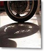 Tire Metal Print