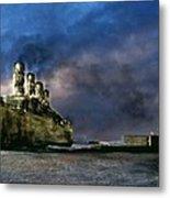 Titanic Late Arrival Metal Print