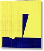To A Point Metal Print