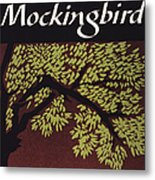 To Kill A Mockingbird, 1960 Metal Print