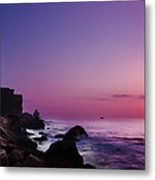 To Reach The Blue Hour Metal Print