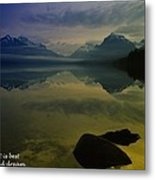 To Sit And Dream Metal Print