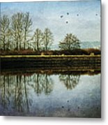 To Stand And Stare - West Coast Art By Jordan Blackstone Metal Print