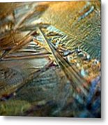 To The Point Metal Print