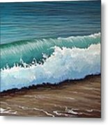 To The Shore Metal Print