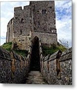 To The Tower Metal Print
