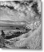 To Trinidad Head Metal Print