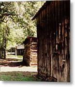 Tobacco Back In Time  Metal Print