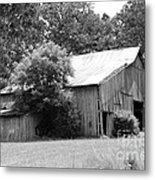 barn in Kentucky no 10 Metal Print
