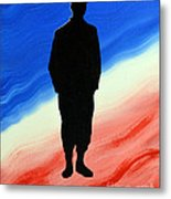 Today's Soldier Metal Print