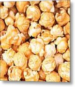Toffee Popcorn Metal Print by Jane Rix