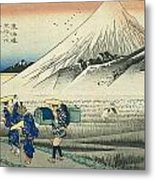Tokaido - Hara Metal Print