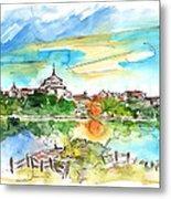 Toledo 03 Metal Print