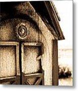 Toledo Mailbox Metal Print