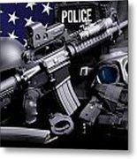Toledo Police Metal Print