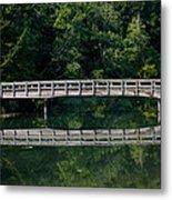 Tolmie Bridge Metal Print