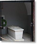 Tomb Georg Washington Metal Print