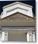 Tombstone Courthouse Metal Print