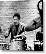 Tony Williams At The Penthouse Metal Print