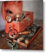 Toolbox 2 Metal Print