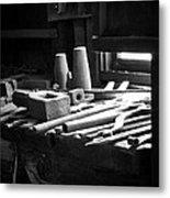 Tools Of The Trade Metal Print