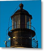 Top Of The Key West Lighthouse  Metal Print