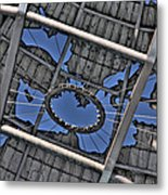 Top Of The World Metal Print