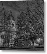Topeka Capital Metal Print