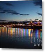 Torbay Nights Metal Print