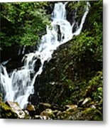 Torc Waterfall Metal Print