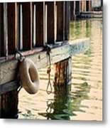 Torch River Bayou Metal Print