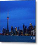 Toronto Blues... Metal Print