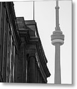Toronto CN Tower Metal Print