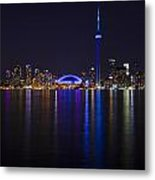 Toronto From Center Island Metal Print