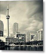 Toronto Harbourfront Metal Print