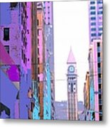 Toronto Old City Hall Metal Print